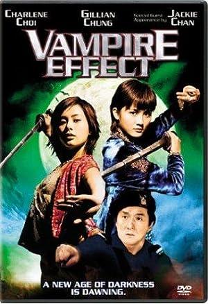 Vampire Effect poster