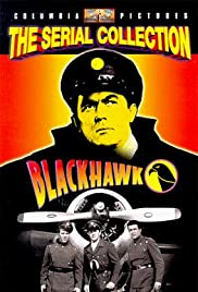 Blackhawk: Fearless Champion of Freedom Poster