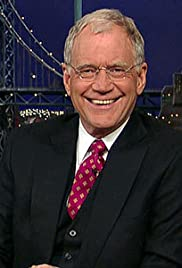 Late Show with David Letterman Poster