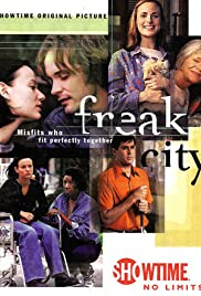 Freak City Poster
