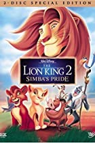 Image of The Lion King 2: Simba's Pride