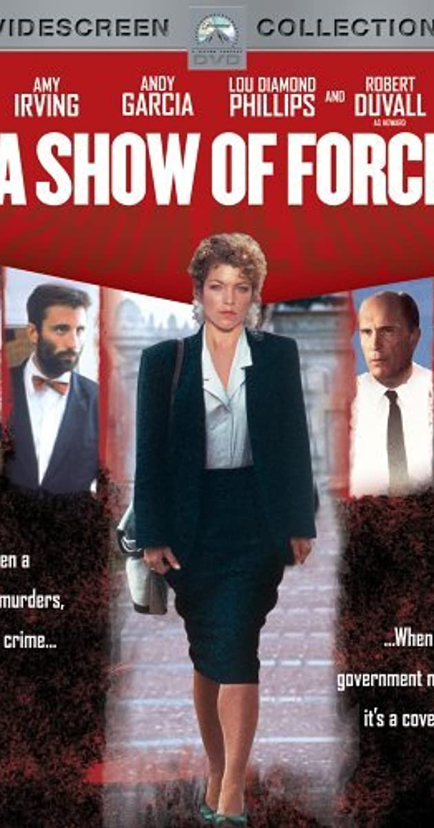 a show of force 1990 imdb