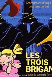 Die drei Räuber Poster