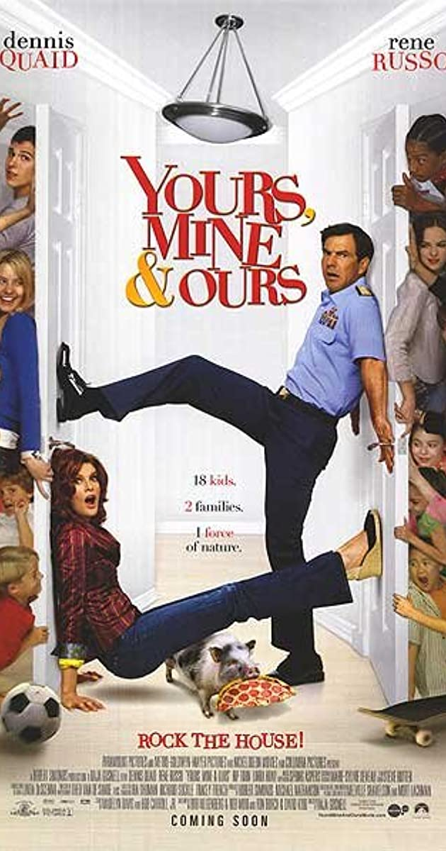 yours mine amp ours 2005 imdb