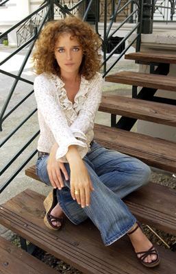 Valeria Golino at Frida (2002)