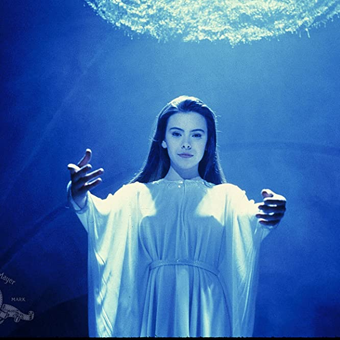 Mathilda May in Lifeforce (1985)