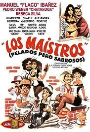 Los maistros Poster