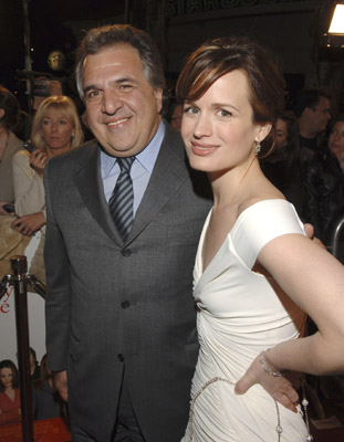 Elizabeth Reaser and James Gianopulos at The Family Stone (2005)