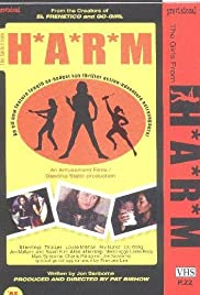 The Girls from H.A.R.M.! Poster