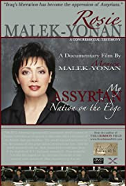 My Assyrian Nation on the Edge Poster