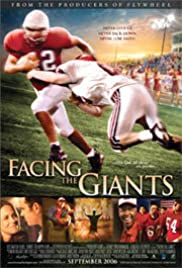 Facing the Giants (2006) Poster - Movie Forum, Cast, Reviews