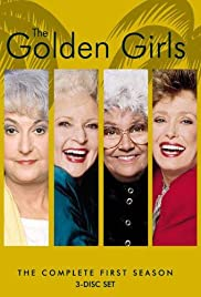 The Golden Girls Poster - TV Show Forum, Cast, Reviews