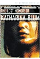 Image of The Lost Honor of Katharina Blum