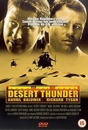 Desert Thunder(1999) Poster - Movie Forum, Cast, Reviews
