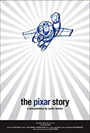 The Pixar Story Poster