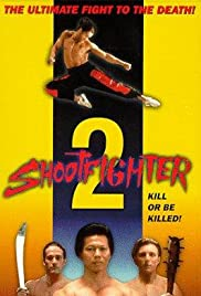 Shootfighter II (1996) Poster - Movie Forum, Cast, Reviews