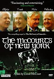The McCourts of New York Poster