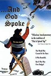 The Making of '...And God Spoke' (1993) Poster - Movie Forum, Cast, Reviews