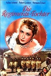 Die Regimentstochter Poster