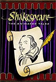 Shakespeare: The Animated Tales Poster
