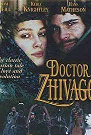 Doctor Zhivago Poster - TV Show Forum, Cast, Reviews