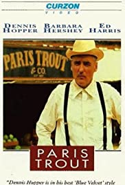 Paris Trout (1991) Poster - Movie Forum, Cast, Reviews