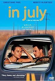 In July(2000) Poster - Movie Forum, Cast, Reviews