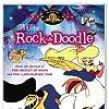 Glen Campbell, Eddie Deezen, Toby Scott Ganger, Ellen Greene, and Charles Nelson Reilly in Rock-A-Doodle (1991)