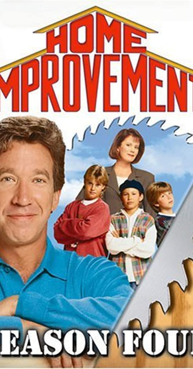 Watch Home Improvement Season 1 Episode 4: Satellite on a Hot ...