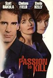 A Passion to Kill (1994) Poster - Movie Forum, Cast, Reviews