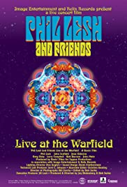 Phil Lesh & Friends Live at the Warfield Poster