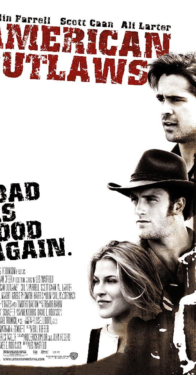 Už įstatymo ribų / American Outlaws (2001) Online