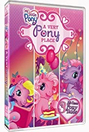 My Little Pony: A Very Pony Place Poster