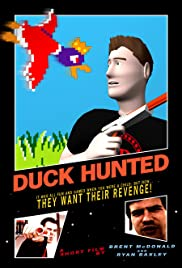 Duck Hunted Poster
