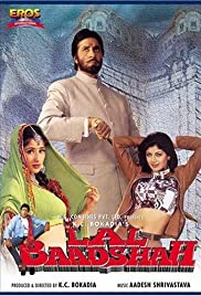 Lal Baadshah Poster