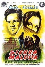 Sierra maldita Poster