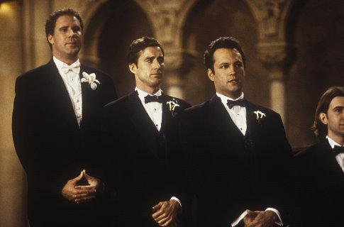 Vince Vaughn, Will Ferrell, and Luke Wilson in Old School (2003)