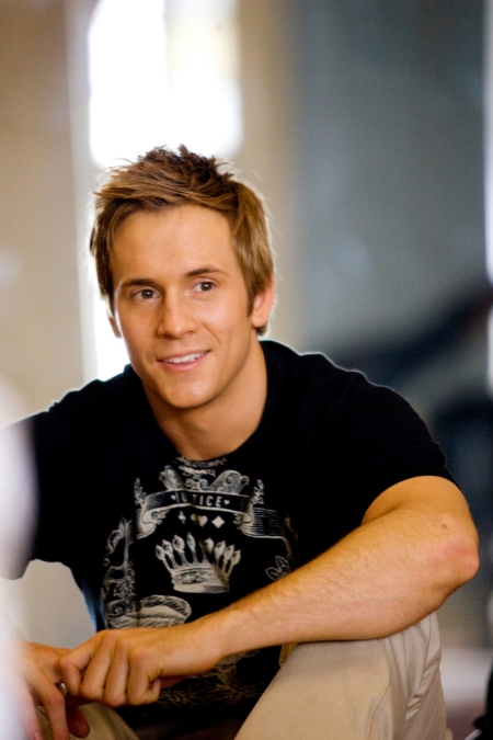 Robert Hoffman in Step Up 2: The Streets (2008)