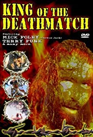 IWA King of the Death Match Poster
