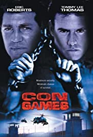 Con Games (2001) Poster - Movie Forum, Cast, Reviews