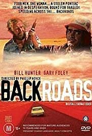 Backroads (1977) Poster - Movie Forum, Cast, Reviews