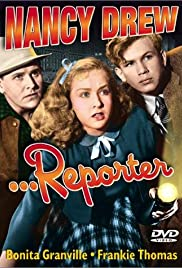Nancy Drew... Reporter (1939) Poster - Movie Forum, Cast, Reviews
