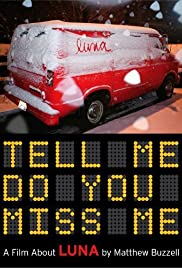 Tell Me Do You Miss Me Poster