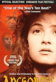 Anchoress (1993) Poster - Movie Forum, Cast, Reviews