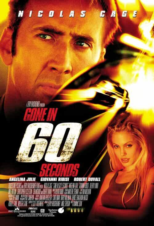 Gone In Sixty Seconds 2000 Full Movie In Hindi + English WAtch Online Free Download at movies365.me