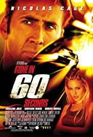 Gone in Sixty Seconds (2000) Poster - Movie Forum, Cast, Reviews