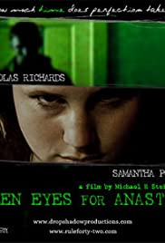 Green Eyes for Anastice Poster