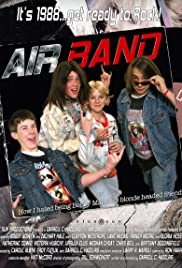 Air Band or How I Hated Being Bobby Manelli's Blonde Headed Friend Poster