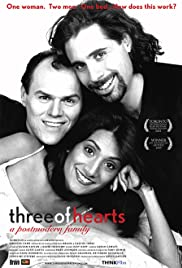Three of Hearts: A Postmodern Family (2004) Poster - Movie Forum, Cast, Reviews