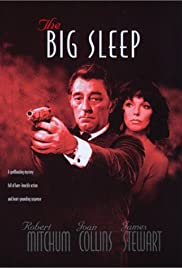 The Big Sleep Poster